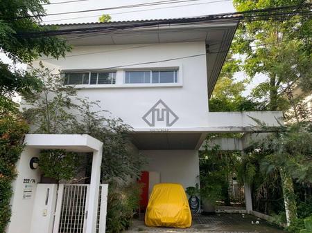 ภาพขาย บ้าน รามอินทรา 65 วัชรพล 3 นอน สภาพดี ร่มรืน