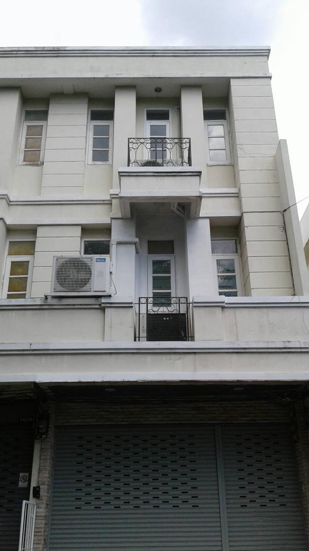 ภาพให้เช่าอาคารพาณิชย์ 3 ชั้น สุขุมวิท 48 ใกล้ BTS พระโขนง