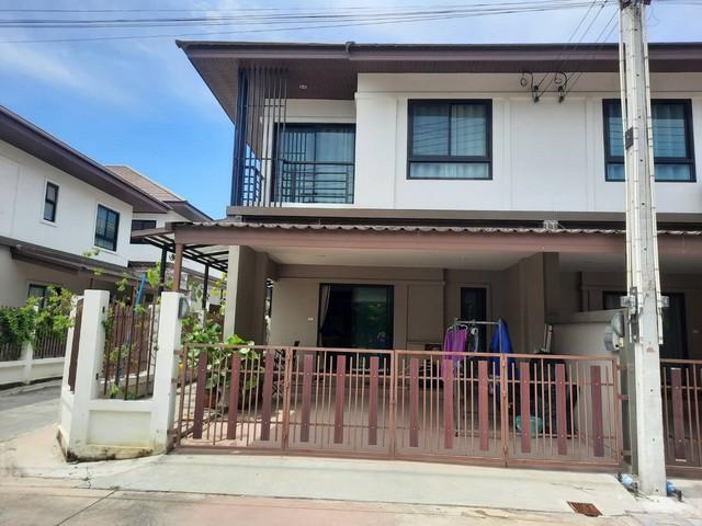 ภาพขายทาวน์โฮม 2ชั้น หมู่บ้านมอนิงตัน ฮิลล์ ชลบุรี