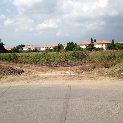 ภาพขายที่ดินนนทบุรี 5 ไร่ ตรงข้าม Central Westgate