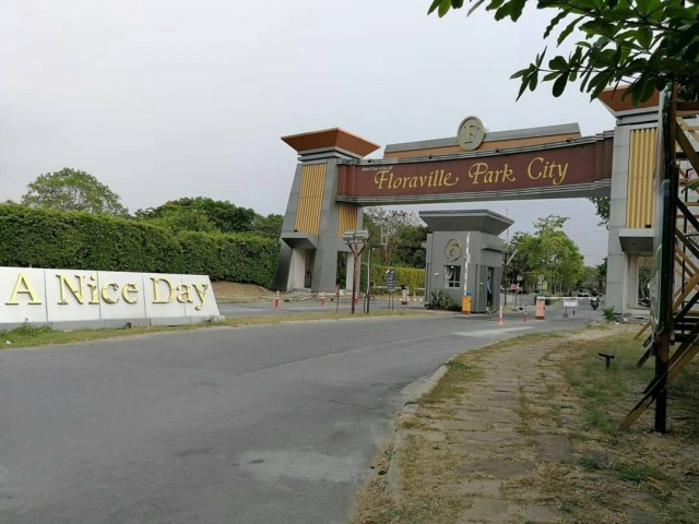 ภาพขายที่ดินสด-ผ่อ่น Folraville Park City