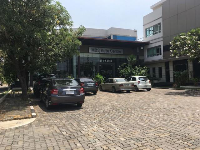 อาคารสำนักงาน 2 หลัง พร้อมโกดังเก็บของ ถ.พระราม 2