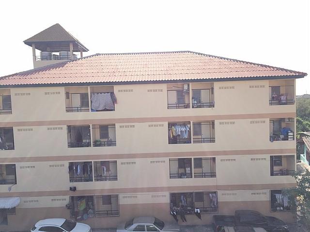 ขายอพาร์ทเม้นท์ 239ตรว ห้องน้ำในตัว ปากน้ำ 44ห้อง