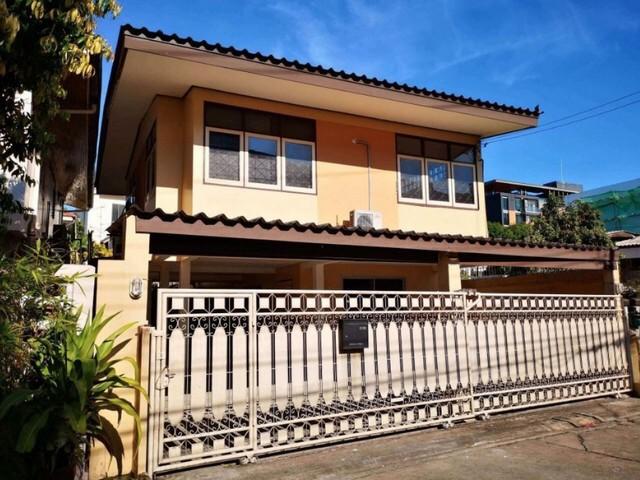 ภาพให้เช่าบ้านเดี่ยว ซอยลาดพร้าว 26 ใกล้ MRT รัชดา Renovated (HH1-HC059)