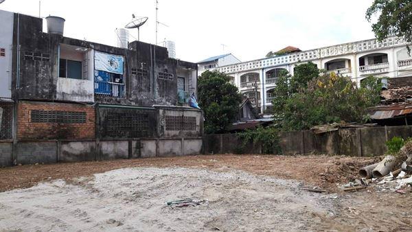 ภาพขายที่ดินใกล้ที่ว่าการอำเภอหาดใหญ่ จ.สงขลา 66 ตรว. เหมาะกับการสร้างบ้าน,หอพัก