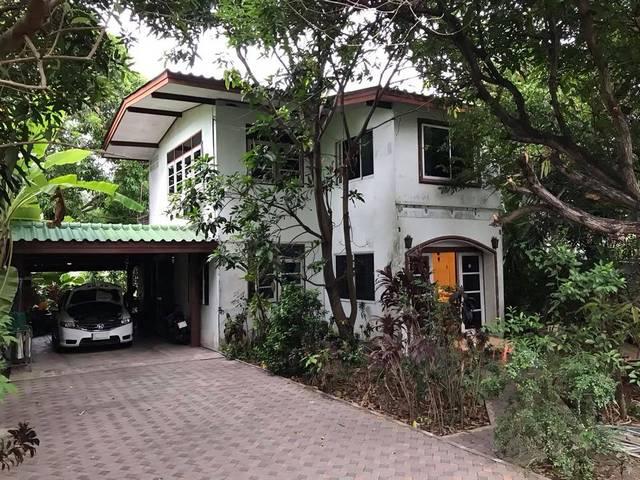 ภาพขายบ้านเดียวพร้อมที่ดิน ซอยเพชรเกษม48