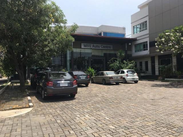 อาคารสำนักงาน 2 หลังพร้อมโกดัง เนื้อที่ 3ไร่ 47ตรว