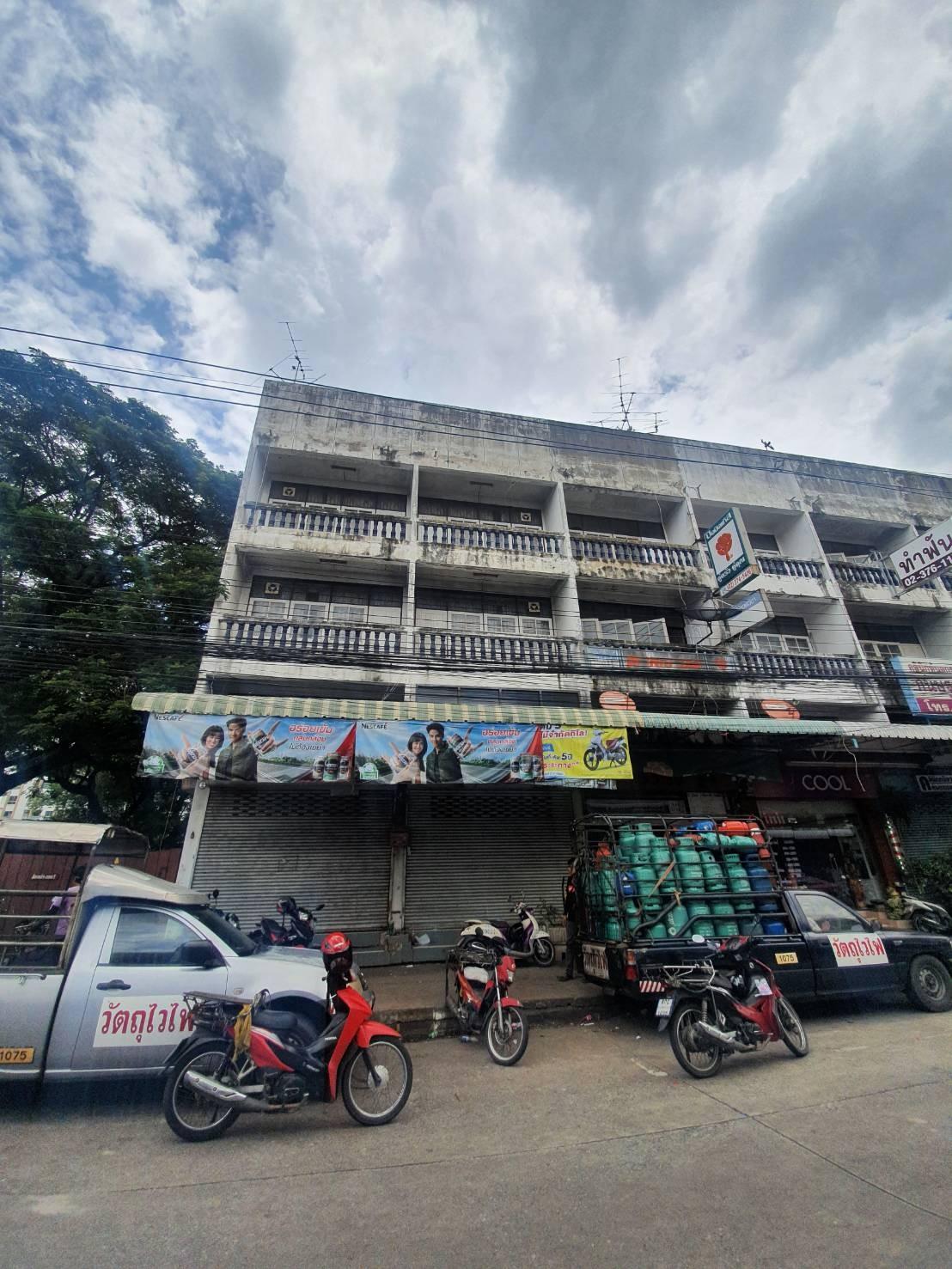 ภาพขายตึกแถว หมู่บ้านสหกรณ์