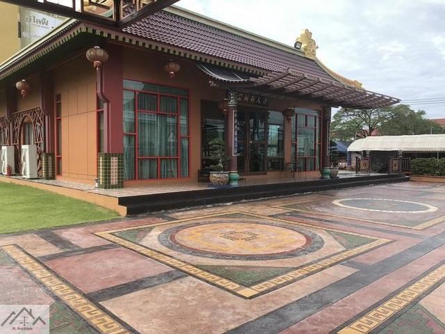 ภาพขายอาคาร 308 ตรว.ไชน่าทาวน์ศาลายา ใกล้มหิดล ศาลายา