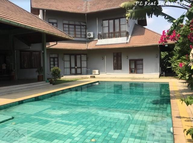 ภาพให้เช่าบ้าน 1 ไร่ ศรีนครินทร์45 พร้อมสระว่ายน้ำ