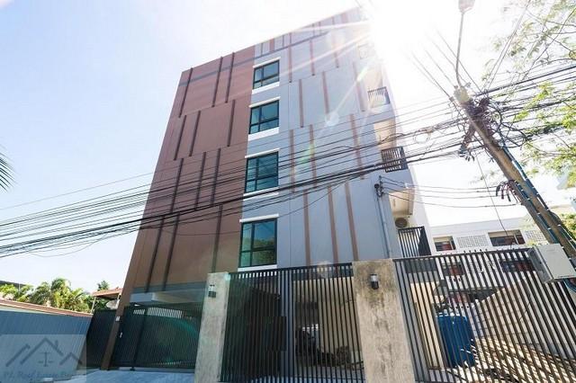 ให้เช่า/ขายอพาร์ทเม้นท์ 5 ชั้น 36 ห้อง ลาดพร้าว71