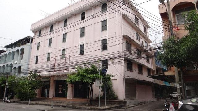 ภาพอาคารพาณิชย์ 3 ชั้น 2 คูหา ถนน เย็นจิต 8