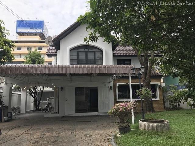 ภาพขายบ้านเดี่ยว 116 ตรว ศูนย์วิจัย14 ใกล้ รพ.กรุงเทพ