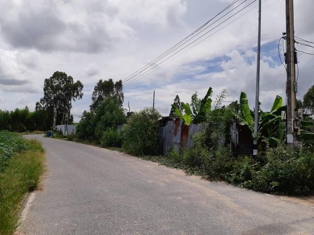 ภาพขายที่ดิน7ไร่ พื้นที่สีส้ม  บ้านฉาง ระยอง