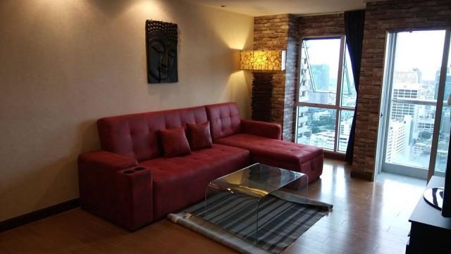 ภาพID 2420   ให้เช่าคอนโด Silom Suite สีลม สวีท
