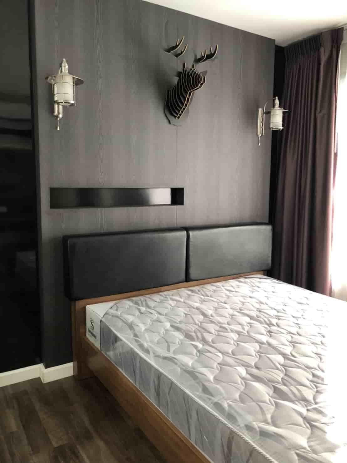 ภาพให้เช้า Dcondo Campus Resort ใกล้ MRT จรัญ 13 และ BTSบางหว้า ถนนราชพฤกษ์ บางแวก ภาษีเจริญ กรุงเทพฯ