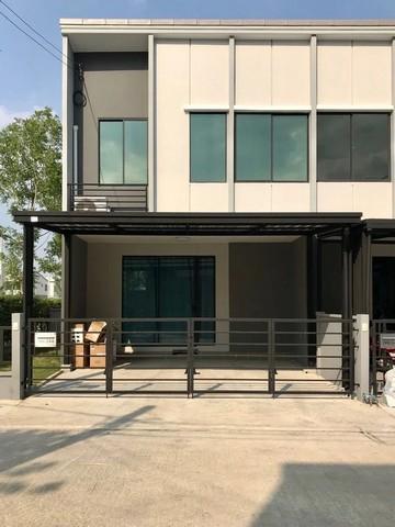 ภาพB242 ให้เช่าทาวน์โฮม 2ชั้น หลังมุม โครงการ พลีโน่ ดอนเมือง ซอย สรงประภา 30 บ้านสวย พร้อมเฟอร์นิเจอร์