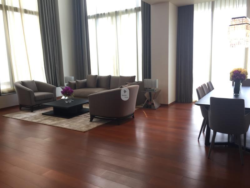 ภาพP27CR1710022 The Sukhothai Residences 4 Bed 105 mb