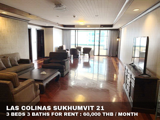 ภาพFOR RENT LAS COLINAS SUKHUMVIT 21 3 BR 60,000 THB