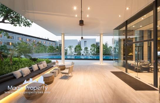 ภาพขายบ้านเดี่ยวสุดหรู 3 ชั้น โครงการ ปาร์ค พรีว่า (Parc Priva Project) 4 ห้องนอน 4 ห้องน้ำ 62 ตร.วา , ติดเซ็นทรัลพระราม 9 และ MRT ศูนย์วัฒนธรรม