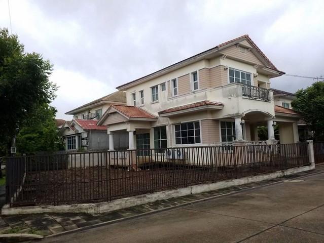ขาย บ้านเดี่ยว : โครงการชัยพฤษ์ (รังสิต-คลอง4)