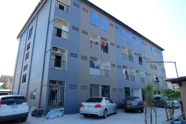 ภาพขายอพาร์ทเม้นท์ 68 ห้อง เสรีไทย9 ขายถูกมาก