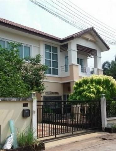 ขายบ้านเดี่ยว :โครงการสุธารินไพรเวซี(รังสิต-คลอง3)