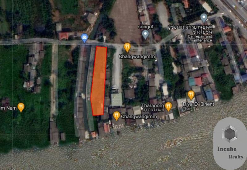 ภาพขายที่ดินนนทบุรี 1-1-48.0 ไร่ 30 ล้าน