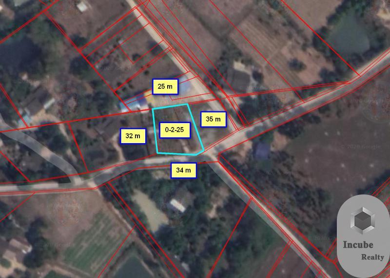 ภาพขายที่ดินชลบุรี 0-2-25.0 ไร่ 1.25 ล้าน