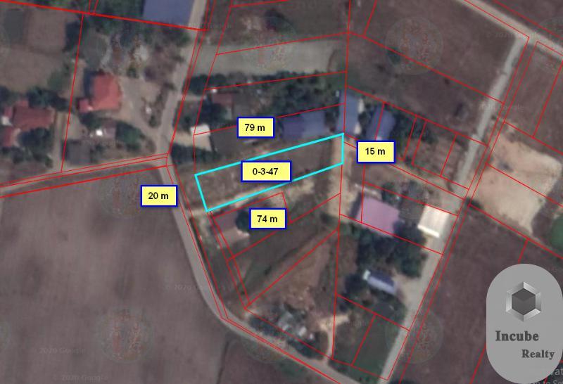 ภาพขายที่ดินชลบุรี 0-3-47.0 ไร่ 1.7 ล้าน