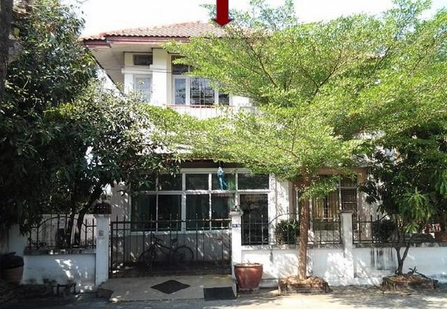 ขายบ้านเดี่ยว : โครงการฟ้ากรีนพาร์ค(รังสิต-คลอง2)