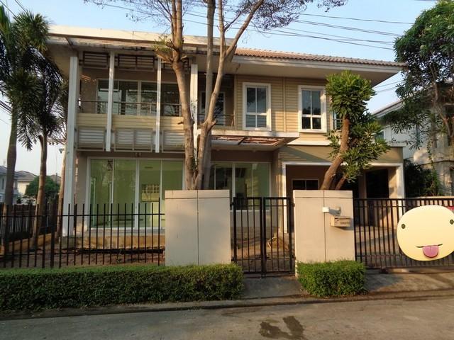 ขาย บ้านเดี่ยว : โครงการพฤกษาวิลเลจ24 ซีนเนอรี