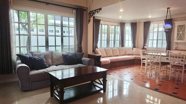 ภาพให้เช่าบ้านFantasia villa 3 เฟอร์นิเจอร์ครบ