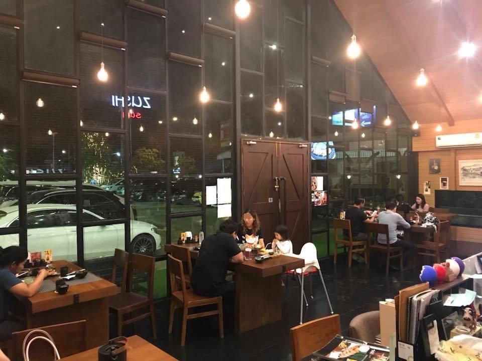 ภาพเซ้งด่วน!! ร้านอาหารญี่ปุ่น ใกล้โฮมโปรสาขาชัยพฤกษ์ @ริมถนนราชพฤกษ์ นนทบุรี