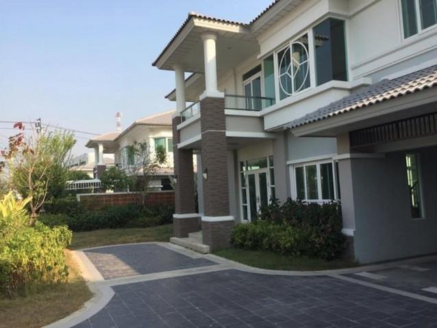ภาพบ้านเดี่ยว ศุภาลัย พรีมา วิลล่า พุทธมณฑล สาย3