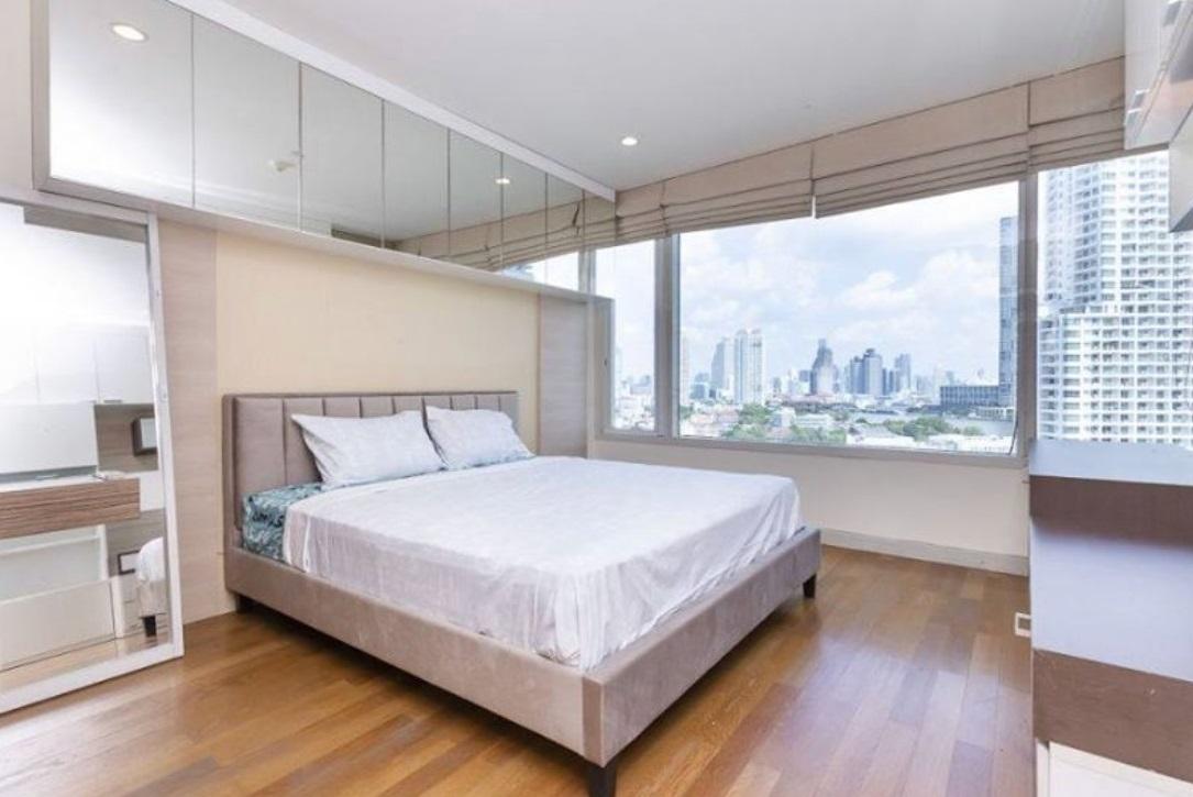 ภาพคอนโดให้เช่า วอร์เตอร์มาร์ค เจ้าพระยา  ซอย เจริญนคร 39  บางลำภูล่าง คลองสาน 2 ห้องนอน พร้อมอยู่ ราคาถูก