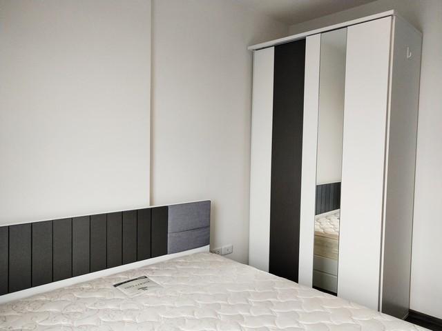 ภาพปล่อยเช่า THE BASE PARK WEST สุขุมวิท 77 วิวเมือง 30.4 ตารางเมตร 1 ห้องนอน 1 ห้องน้ำ ชั้น 26