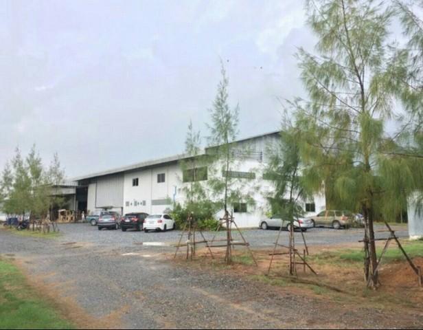 ขายโรงงานเฟอร์นิเจอร์ พร้อมที่ดิน 22-3-98 ไร่ ถนนสุวินทวงศ์ เมืองฉะเชิงเทรา