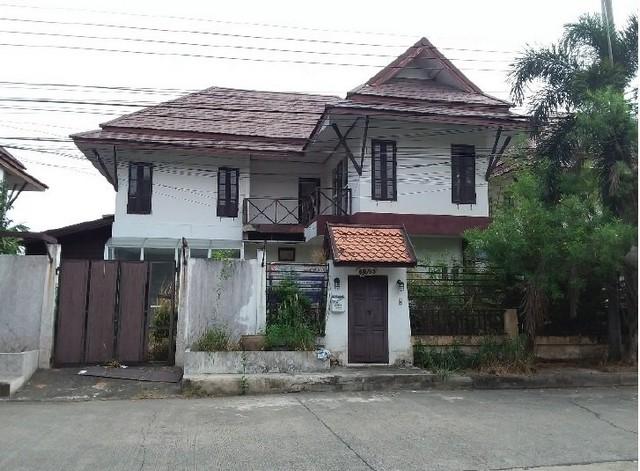 ขาย บ้านเดี่ยว : โครงการรัตนวรรณ (ปทุมธานี)