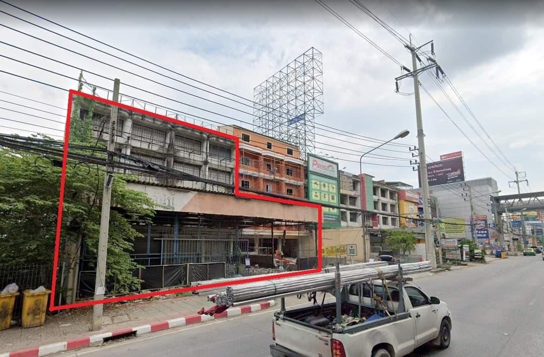 ภาพให้เช่า อาคารพาณิชย์ เเยกบางพลู 4 คูหา ทำเลทอง ฮวงจุ้ยดีมากๆ เหมาะเเก่การค้าขาย