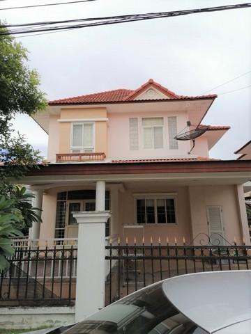 ภาพให้เช่าบ้านเดี่ยว พรอเมนาด โฮม ธนบุรี ถนนพระราม2