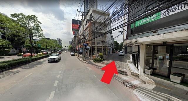 ภาพขายด่วน ที่ดินเปล่า ซอยลาดพร้าว 24 เข้าซอยมา 100 ม. ปากซอยห่างสถานีรถไฟฟ้า MRT ลาดพร้าว 30 ม.