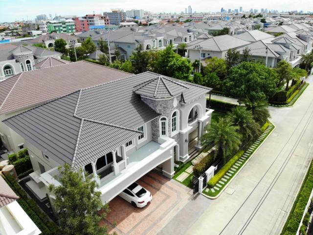 ภาพขายบ้านใหม่โครงการ ทู แกรนต์ โมนาโค วงแหวน บางนา