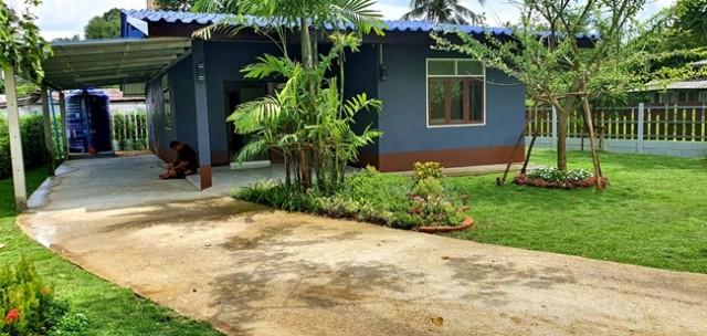 ภาพขาย บ้านสวน 164 ตารางวา 2 ห้องนอน 1 ห้องน้ำ