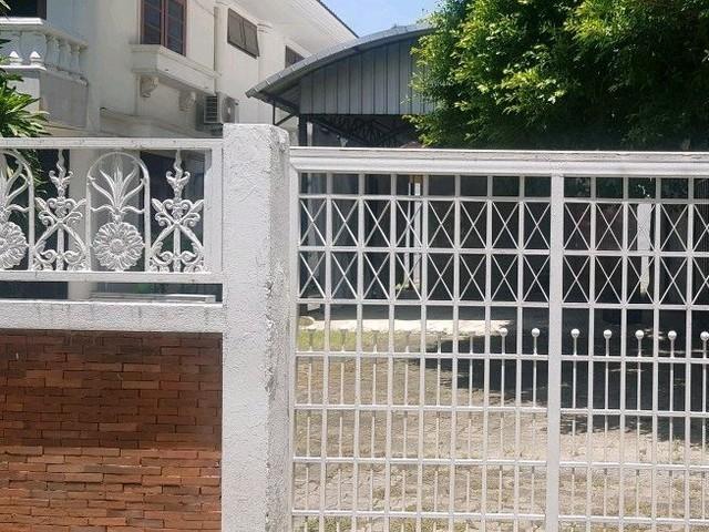 ให้เช่า บ้านเดี่ยว 2 ชั้น ใกล้ MRT พระราม 9