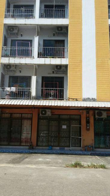 ขายอาคาร ต่อเติมห้องพัก 8 ห้อง ทำเลหลัง ม.นเรศวร เนื้อที่ใช้สอย 288 ตร.ม. จ.พิษณุโลก