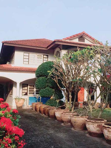ภาพขายบ้าน พร้อมอยู่ 2 ชั้น เนื้อที่ 400 ตรว อำเภอเมือง จังหวัดราชบุรี สนใจติดต่อ 0861675544