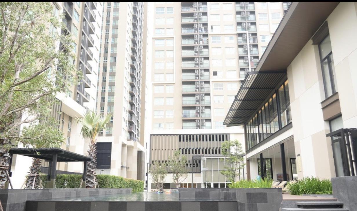 ขายด่วน FUSE CHAN-SATHON  (คอนโด ฟิวส์ จันทน์-สาทร) ขายขาดทุน  ขนาด 30.29 ตารางเมตร   1 Bedroom อาค