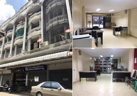 ภาพขายอาคารพาณิชย์ 4.5 ชั้น ซอยวัดทางหลวงโพธิ์ทอง จังหวัดนนทบุรี