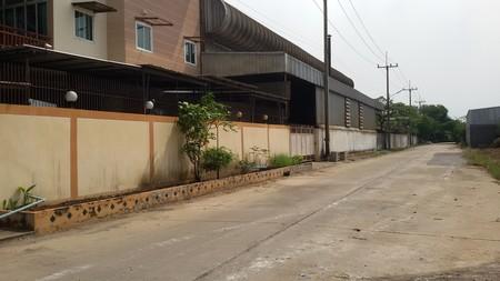 ขายและเช่าโรงงานผลิตอาหาร ใบอนุญาตพร้อม ใกลัถนนพระราม2